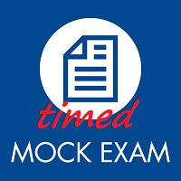 Timed Mock Exam for GATE/ASET Test