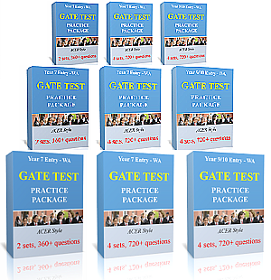 GATE/ASET Online Practice Packages