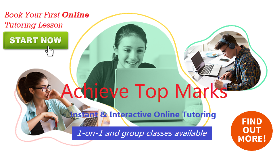 Online tutoring 1-on-1 and group classes available